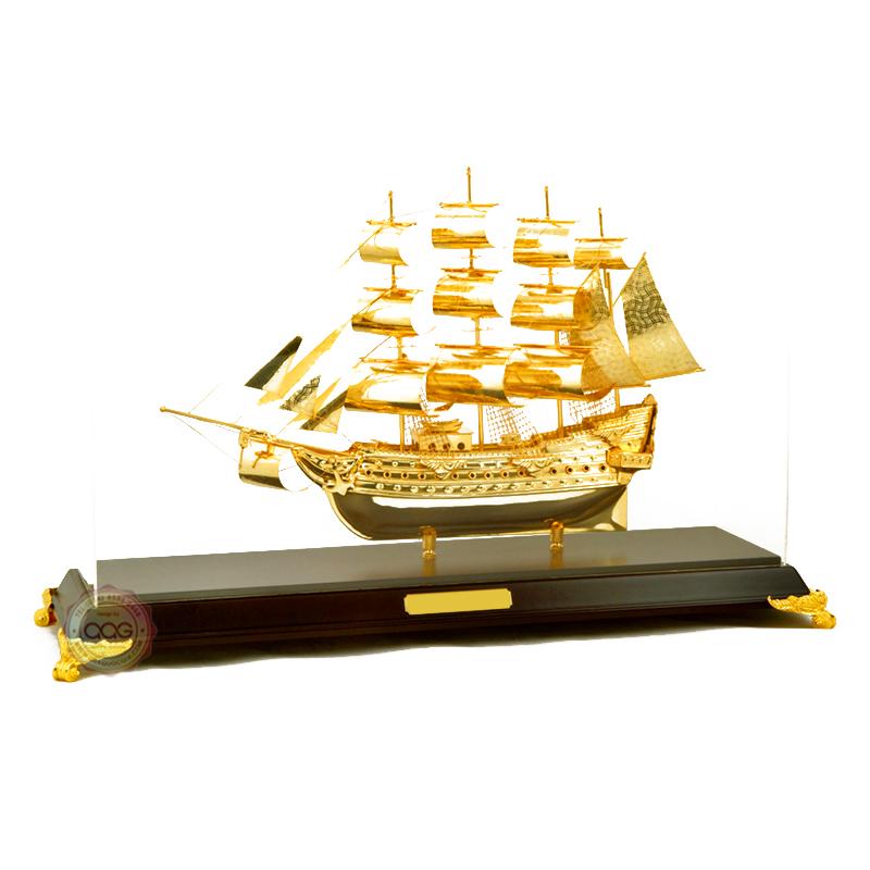 quà tặng cao cấp, mô hình thuận buồm xuôi gió